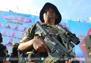 Barisan Terdepan Pejuang Palestina Brigade Saraya Alquds Gaza