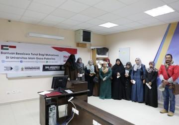 Beasiswa dari rakyat Indonsia untuk mahasiswa miskin berprestasi a