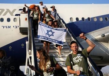 Israel Datangkan 233 Yahudi Amerika dan Kanada ke Palestina.