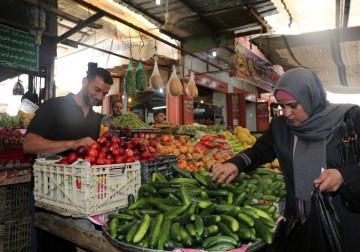 Harga Sayur Dan Buah Di Gaza Palestina Meningkat Menjelang Ramadha