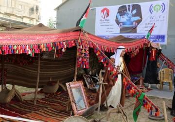 Seni, Produk Jalur Gaza Ramaikan Peringatan Hari Warisan Dunia