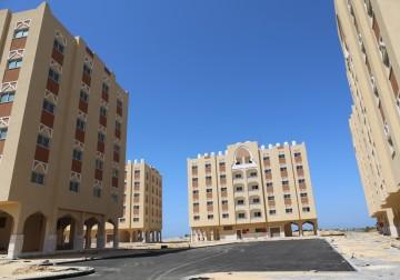 Qatar Residence Bantuan dari Qatar untuk Gaza Palestina