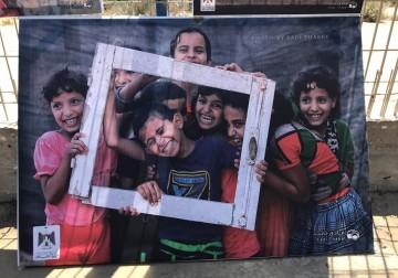 Seribu Foto Di Checkpoint Di Beit Hanoun Utara Gaza