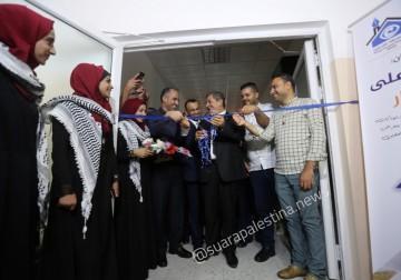 Rumah pers Palestina bekerja sama dengan Universitas Al-Aqsa