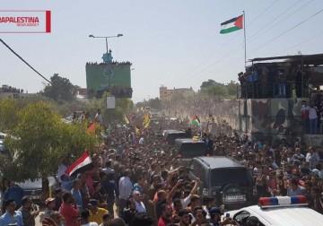 Foto pemerintah persatuan Palestina