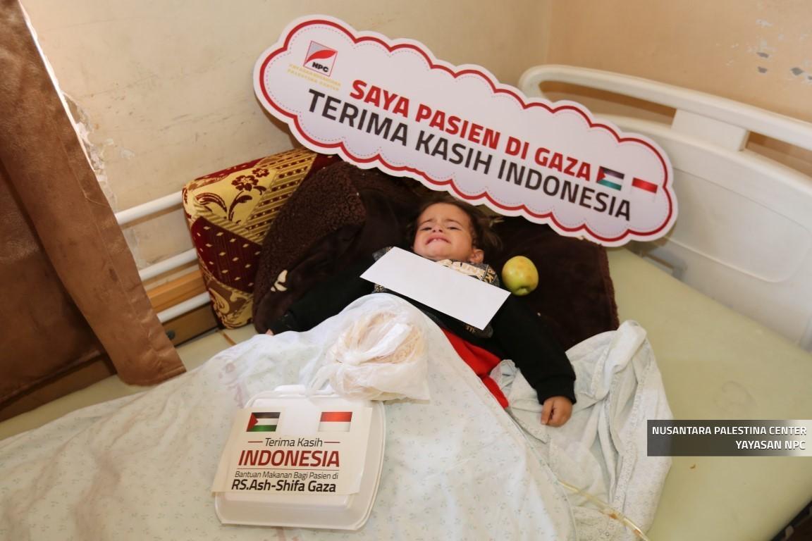 Pasien Di Gaza Dilanda Krisis Makanan Untuk Menyelamatkan Nyawa
